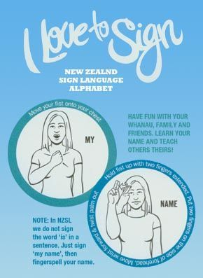 New Zealand Sign Language
