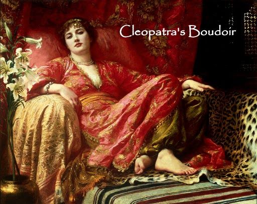 Cleopatra's Boudoir - Styx Perfume