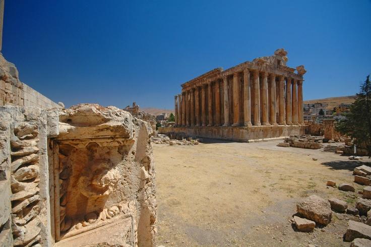 #Lebanon #Bacchus Temple