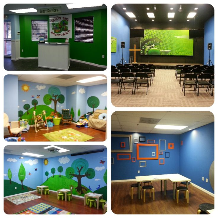 The newly redesigned Kids Ministry space at West Pines Community Church. It took 7 months to do, but it was oh so worth it! #KidMin #WestPinesChurch www.westpines.org
