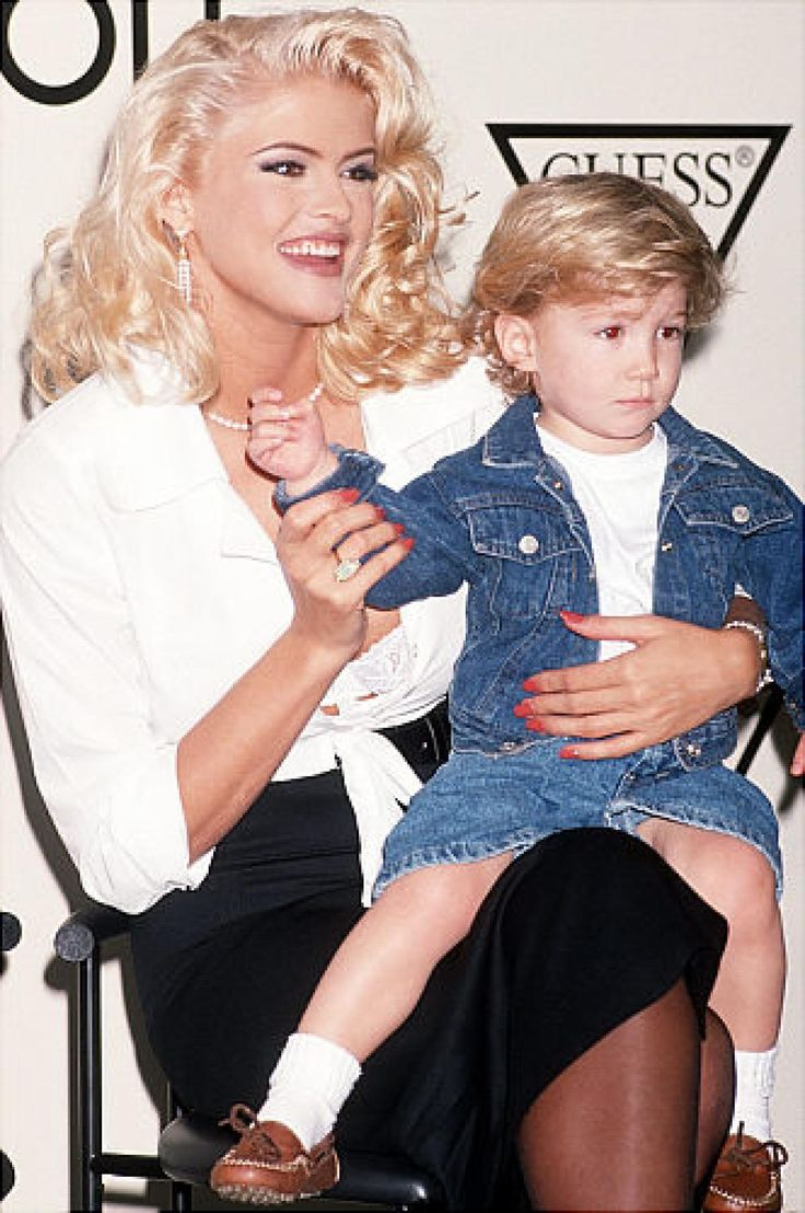 Anna Nicole SmithAnna Nicole Smith, born Vicki Lynn Hogan, went from high school dropout to Playboy Playmate of the Year, but it wasn't without her fair share of speed bumps and drama. After quitting school in her sophomore year in Mexia, Texas, she met boyfriend Billy Wayne Smith. The couple married in 1985, when Anna was just 17 and Billy was 16, and welcomed a son, Daniel Wayne Smith, the next year.  In 1987, Anna and Billy split up, and officially divorced in 1993.