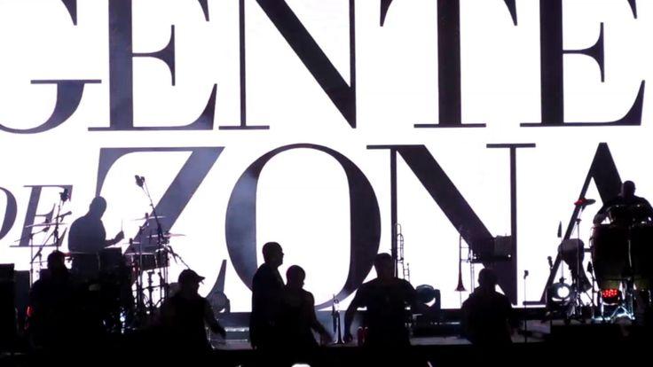 GENTE DE ZONA👌👌 TÚ Y YO en vivo, voz JENNIFER LOPEZ 2017 mp4