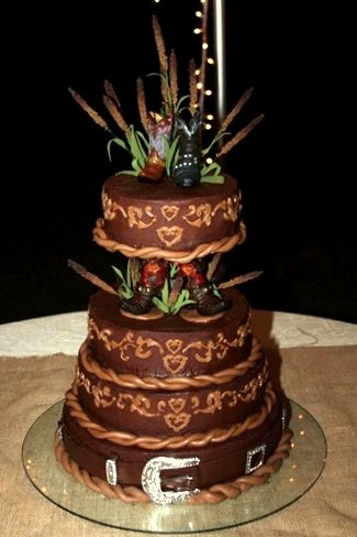 17 Best Images About Country Style Wedding Cakes On