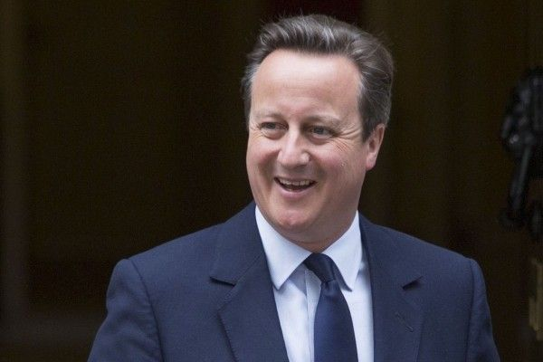 David Cameron, above, was 'arrogant' about EU vote says Nicola Sturgoen