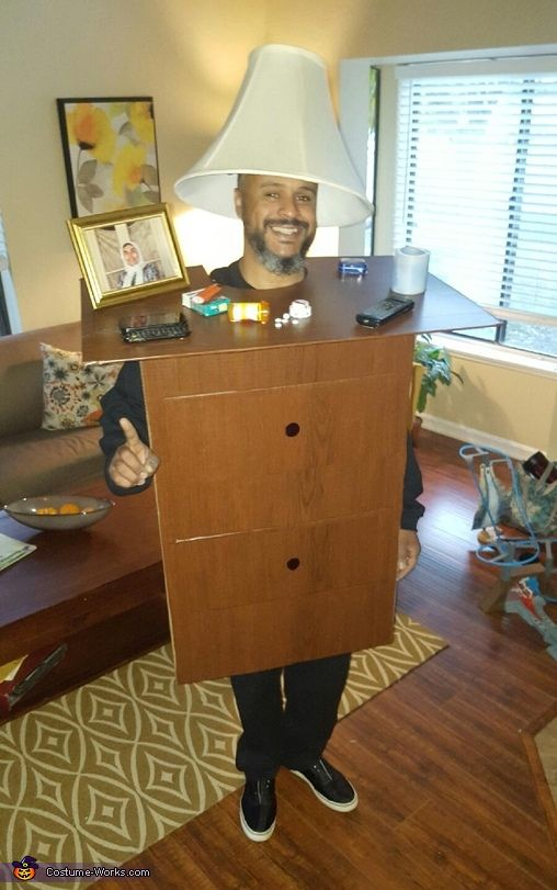 Richard: I am a hard working father of one son. I am a man on a budget with a great sense of humor. I used a tri fold cardboard display and...