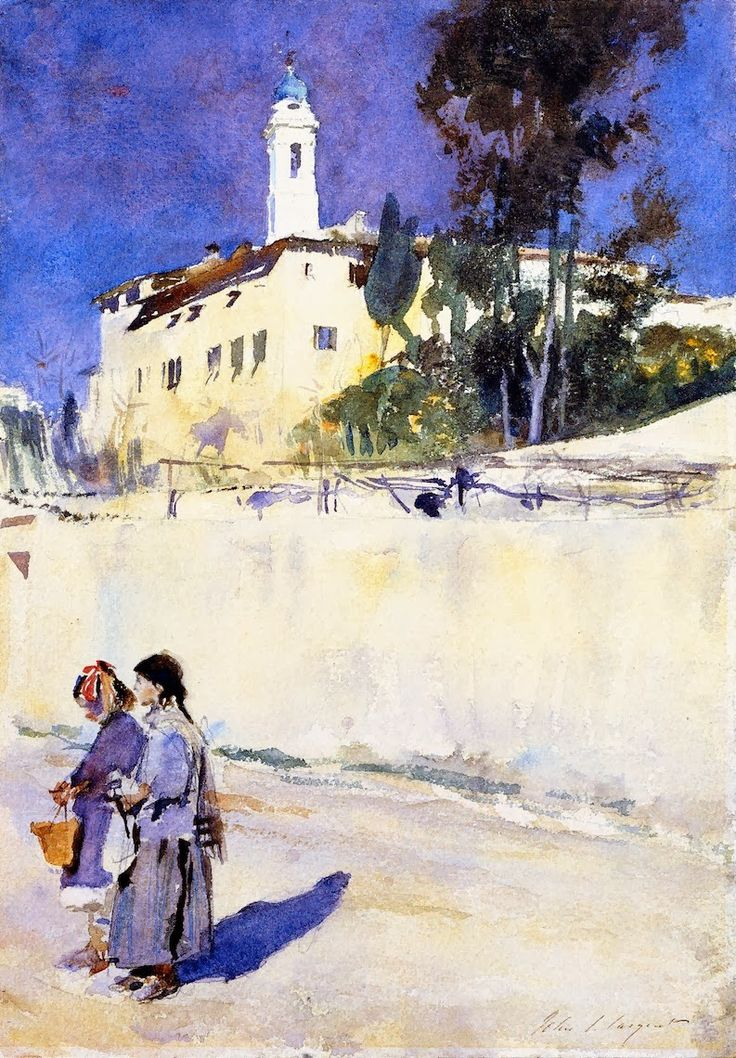ART & ARTISTS: John Singer Sargent - part 2