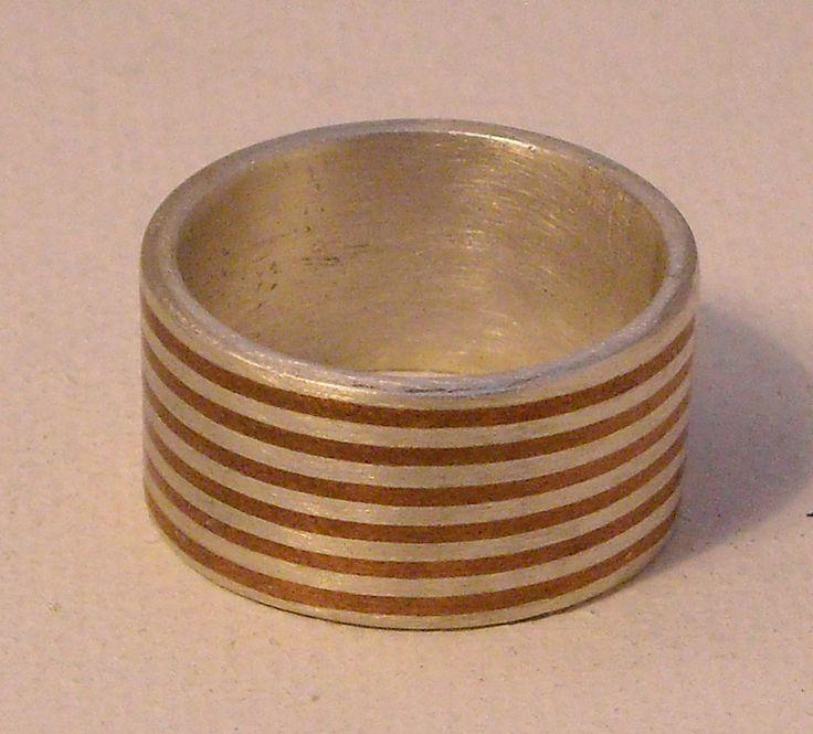 anillo mokumé