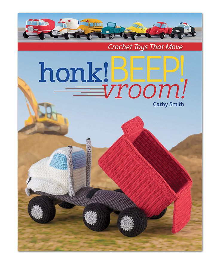 Love this Honk! Beep! Vroom! Paperback by That Patchwork Place on #zulily! #zulilyfinds