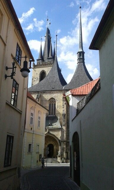Church from Louny