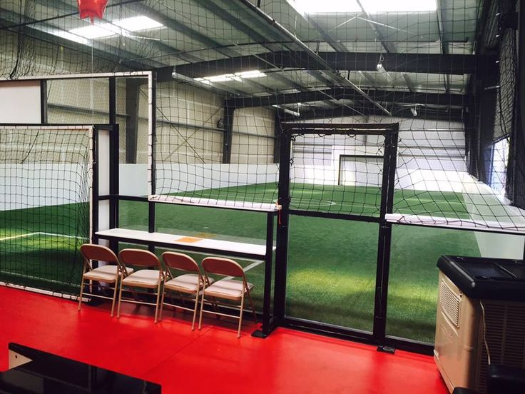 Indoor soccer facility clovis ca for Design indoor baseball facility