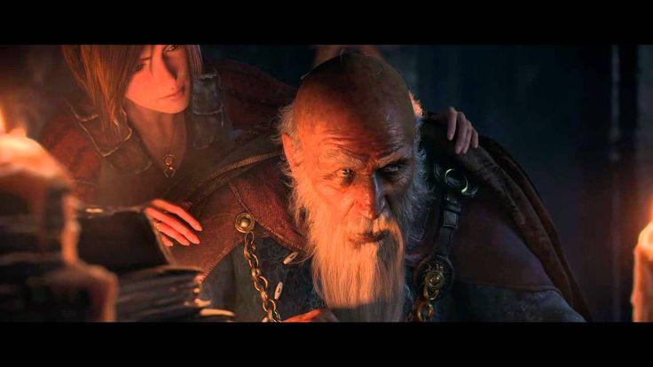 Diablo III Opening Cinematic Trailer [HD]