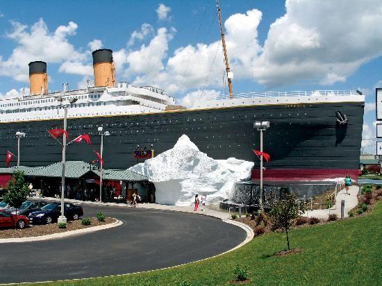 Titanic Museum, Branson, Missouri