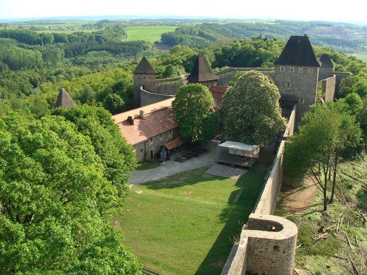 Helfstyn Castle - Olomouc Region, Czech Republic