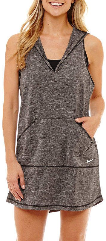 ed8a917de8 Nike Knit Swimsuit Cover-Up Dress | Beach cover-up | swimsuit cover  #swimwear #affiliate