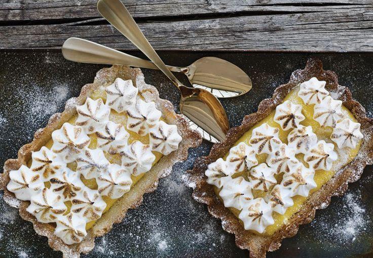 Citrontærte med marengs | Bobedre.dk