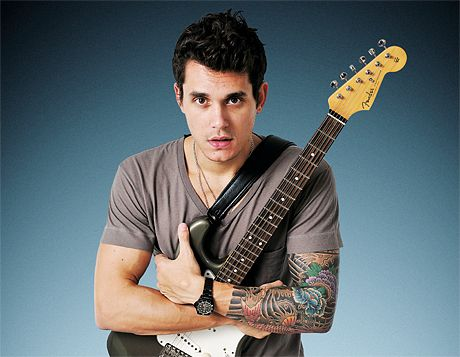 JOHN MAYER You're Gonna Live Forever In Me Lyrics