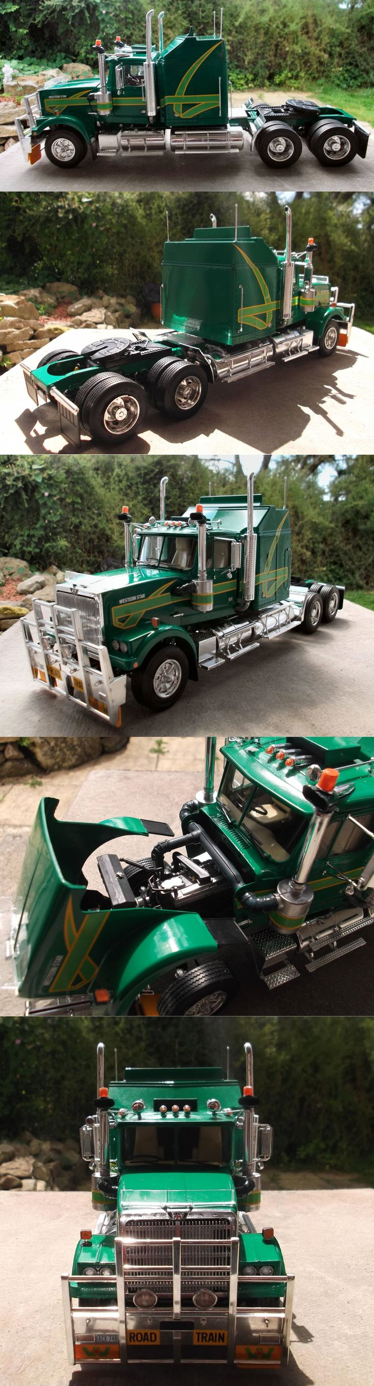Nice detail for a truck model.