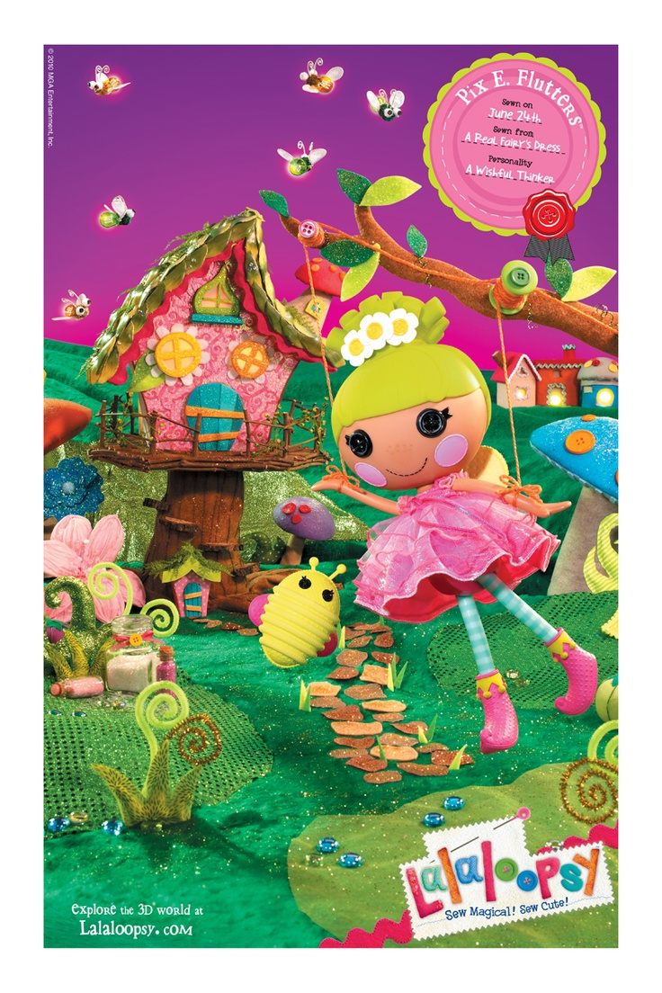107 best images about Lalaloopsy on Pinterest
