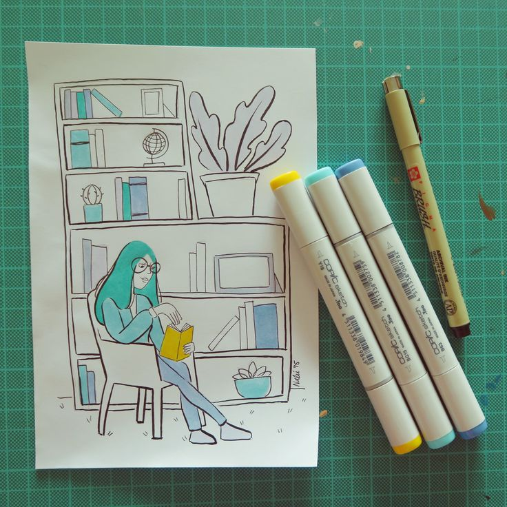 Illustration by Luna Oteíza (Nalú) http://platanoestelar.tumblr.com/