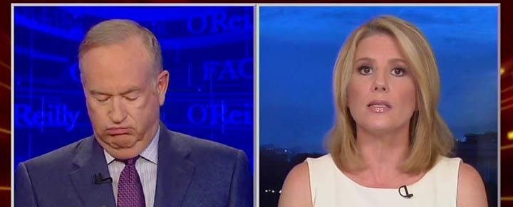 FRUSTRATED Bill O'Reilly hammers Kirsten Powers over illegals committing crime