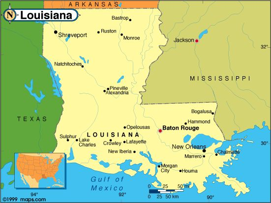 Die Besten Louisiana Map Ideen Auf Pinterest Louisiana - Louisiana sea level map