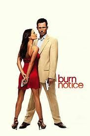 """Burn Notice """"Dont' you have people to kill."""""""