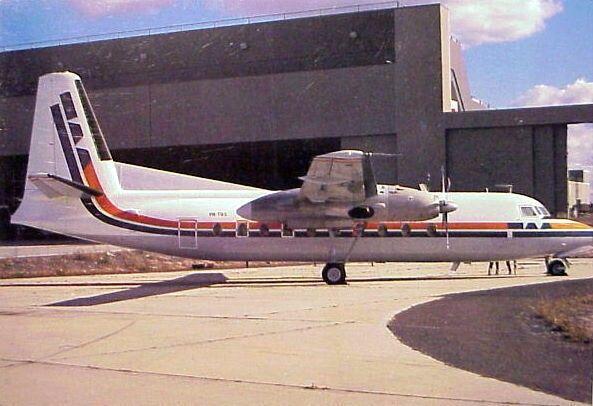 TAA Fokker F27