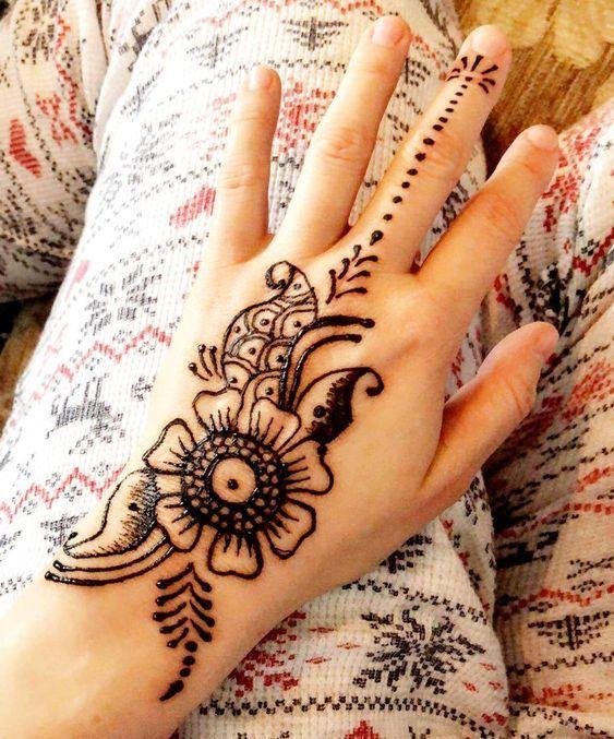 Beautiful Henna Patterns Designs 2018 On Hands Tattoo S Henna