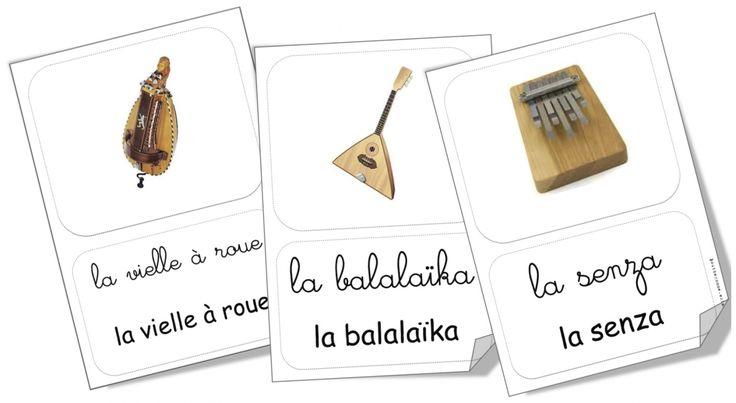 Les instruments du monde : Affichage - Bout de gomme
