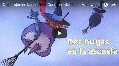 AYUDA PARA MAESTROS: 10 cuentos y canciones para celebrar Halloween