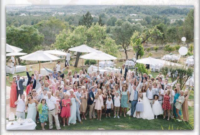 Simon and Emma's wedding ❤️
