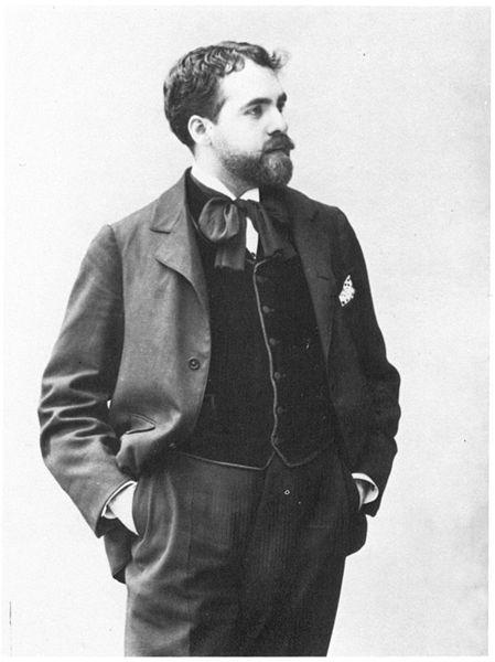 Reynaldo Hahn (1874-1947), Venezuelan composer, diarist, conductor, music critic, and proto-hipster