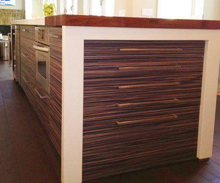 Treefrog Veneers Real Wood Laminate Installations 63604