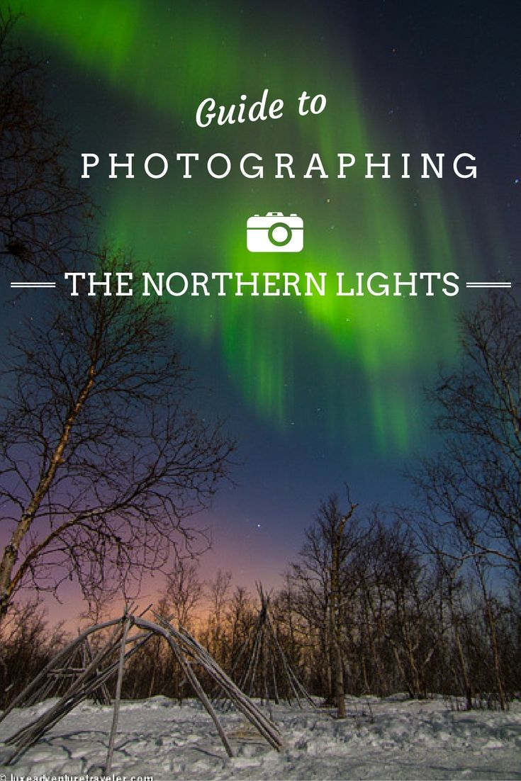 Find everything from essential gear to the camera settings in this guide to photographing the Northern Lights https://zuiderhuis.be/laplandreizen
