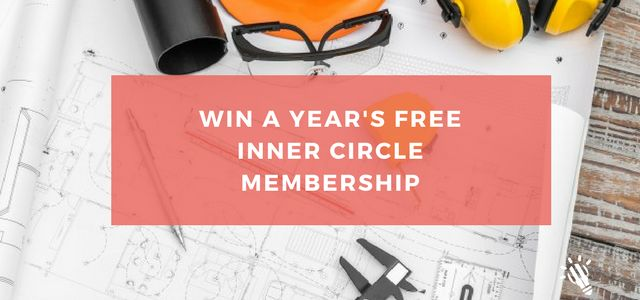 Curious about what goes on in my Inner Circle? Win a 1-year FREE Inner Circle Membership in this month's competition. Enter Now.