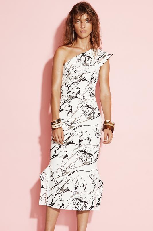 August Street - Second Impression Midi Dress