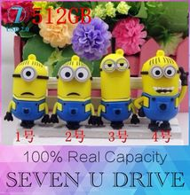 New Pendrive Minions usb flash drive 512GB u disk 64GB 32GB 16GB 8GB Despicable Me 2 Pen drive Memory stick flash card lovely     Tag a friend who would love this!     FREE Shipping Worldwide     #ElectronicsStore     Buy one here---> http://www.alielectronicsstore.com/products/new-pendrive-minions-usb-flash-drive-512gb-u-disk-64gb-32gb-16gb-8gb-despicable-me-2-pen-drive-memory-stick-flash-card-lovely/