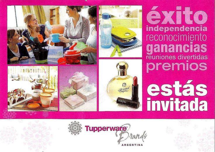 Tupperware Brands Argentina asume el compromiso de cuidar el bienestar integral de la mujer actual en todos los ámbitos de su vida posibilitándole vivir una vida más equilibrada, organizada y saludable luciendo siempre bella.