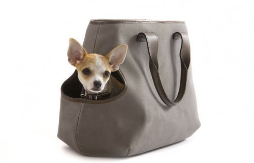 Stylish Dog Carriers from Mungo & Maud - Dog Milk