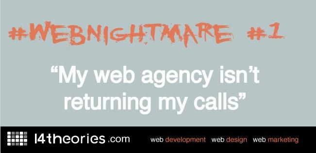 #webnightmare numero uno