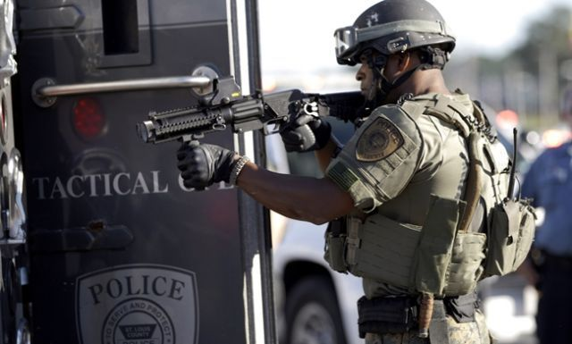 Obama's Martial Law Plans Go 'Mainstream' in the Washington Times | Politics