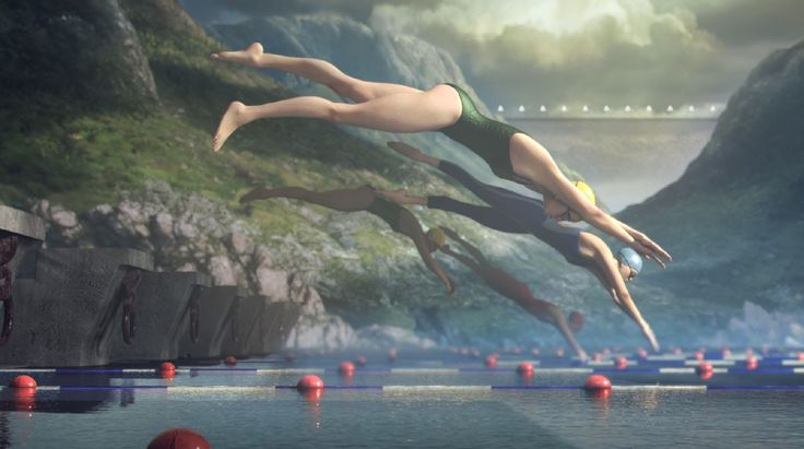 Image result for bbc olympics 2012 ad