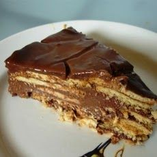 Me Encanta el Chocolate: Marquesa de Chocolate