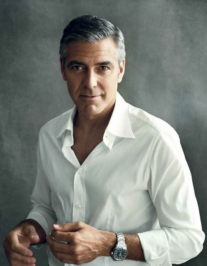 George Clooney by Annie Leibovitz.  He could totally pull off Andross