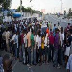 Haiti news flash: Fear of not participation of voters
