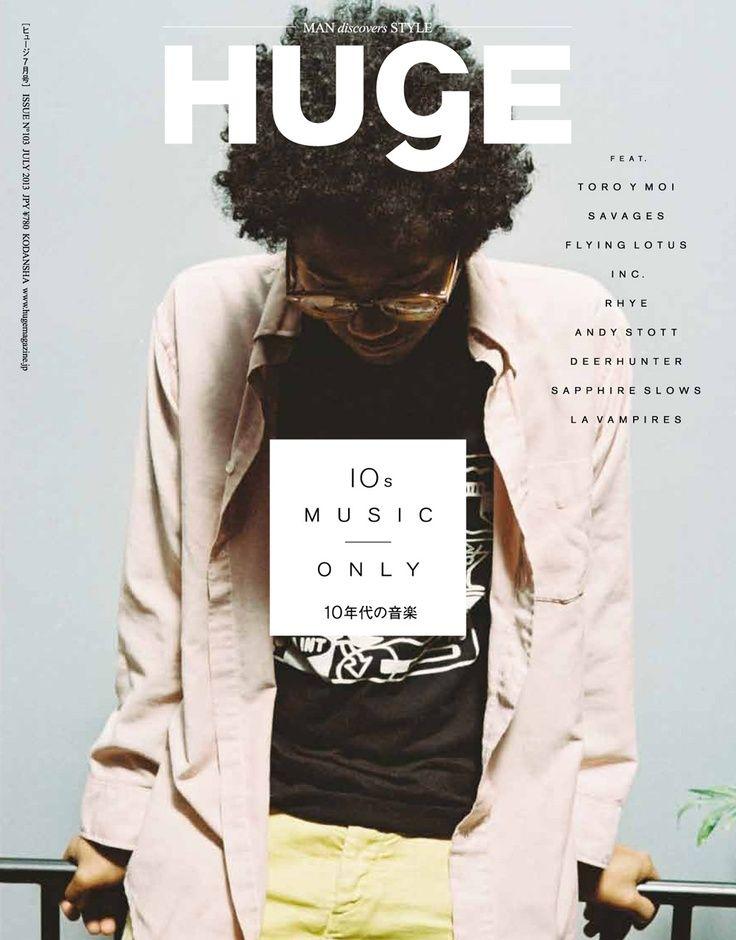 (1) 講談社 HUGE, Toro y Moi | Gráfico! | Pinterest