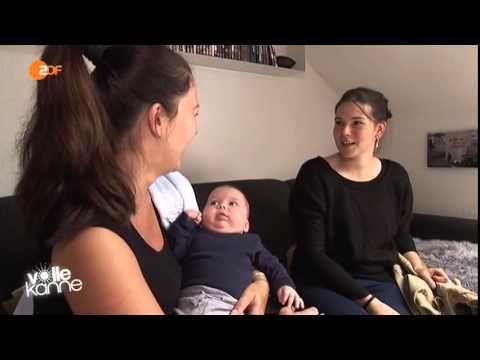 Deutschlands jüngste Großmutter: Oma mit 30 - Volle Kanne | ZDF - YouTube