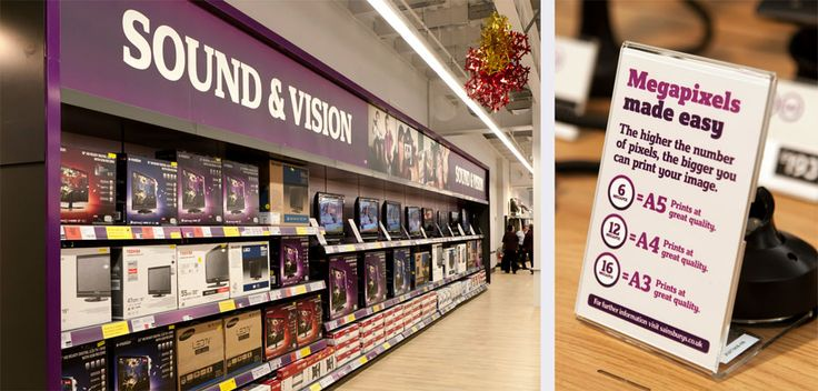 sound and vision POS