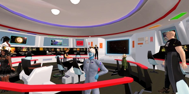 Snow Crash(ed) in Second Life (end 2012)