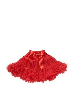 80% OFF Tutu Couture Girl's Pettiskirt (Red)